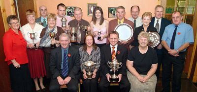 2005 club prize winners