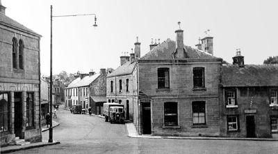 douglas main street circa 1950