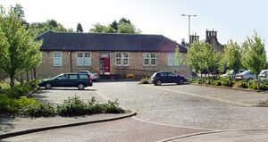 st brides community hall &amp; spacious car park, douglas